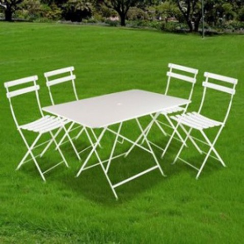 Bistro Fermob Table 117x77 cm Rouille