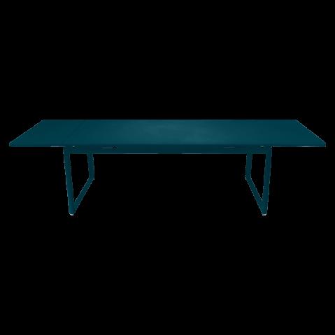 TABLE A ALLONGE BIARRITZ, Bleu acapulco de FERMOB