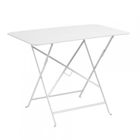 TABLE PLIANTE BISTRO 97 X 57CM, 23 couleurs de FERMOB