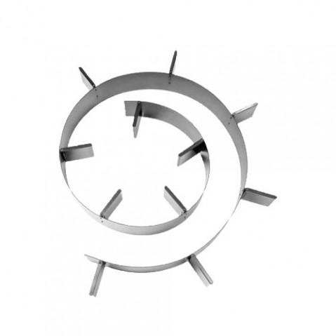 Bookworm Etarere 11 serre Livres Design Kartell Aluminium