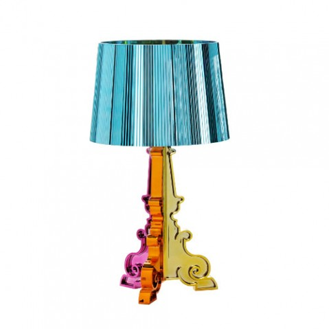 Bourgie Kartell Edition limitée Lampe à poser bleu