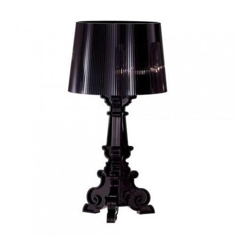 Bourgie Lampe à Poser Design Kartell Noir
