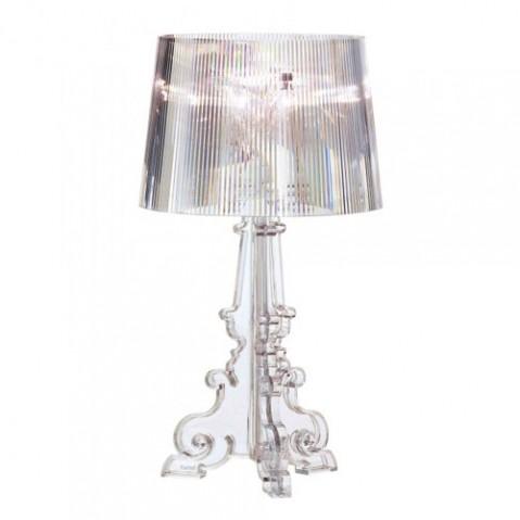 Bourgie Lampe à Poser Design Kartell Transparent