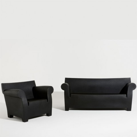 Bubble Club Kartell fauteuil design