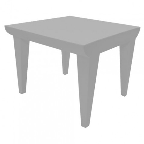 Bubble Club Kartell table basse design gris