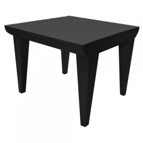 Bubble Club Kartell table basse design noir