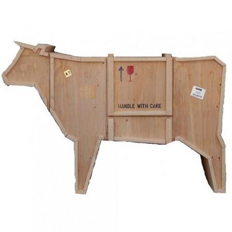 buffet sending animals seletti vache