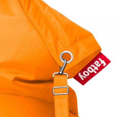 Buggle Up Fatboy Pouf Design Orange