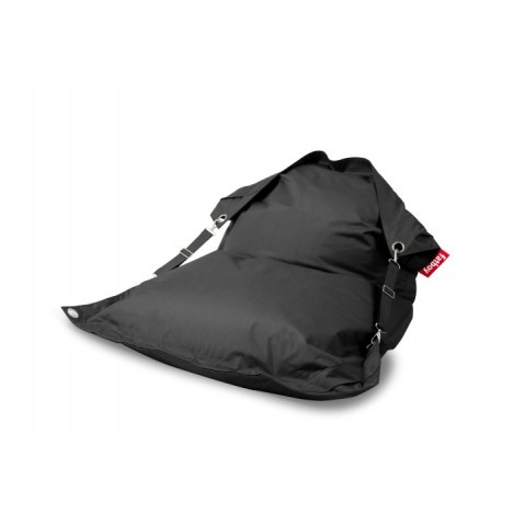 POUF BUGGLE-UP OUTDOOR CHARCOAL de FATBOY