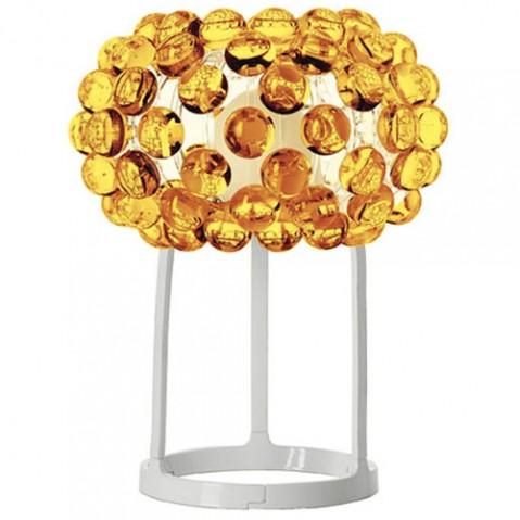 Caboche Piccola Lampe à Poser design Foscarini Or