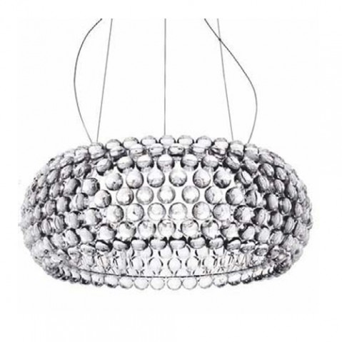 SUSPENSION CABOCHE GRANDE, 2 couleurs de FOSCARINI