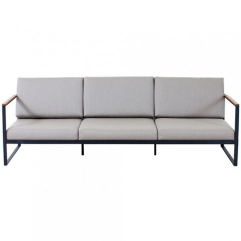 canape 3 places garden easy roshults gris