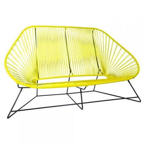 canape acapulco boqa jaune