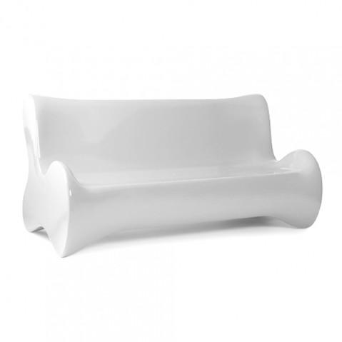 canape doux vondom blanc