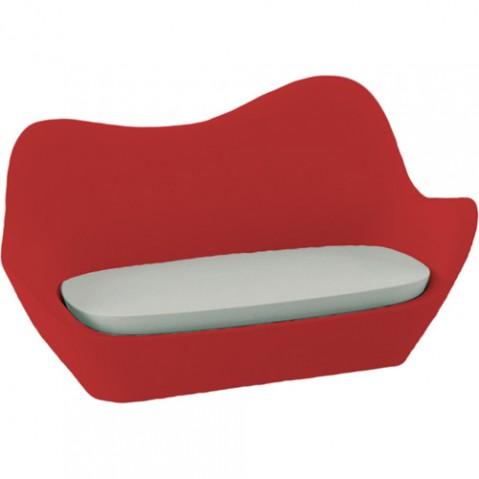 canape sabinas vondom rouge