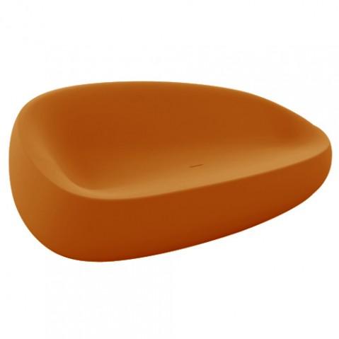 canape stone vondom orange