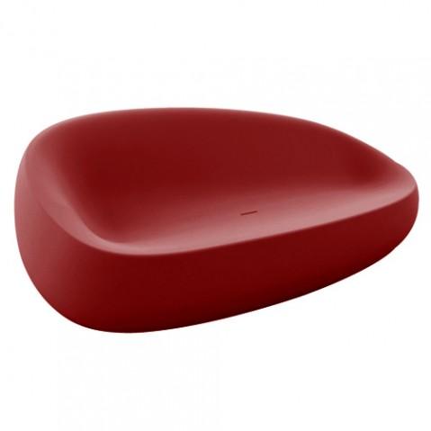 canape stone vondom rouge