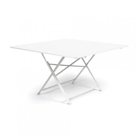 Cargo Table Pliante Design Fermob Blanc