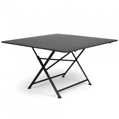 Cargo Table Pliante 130 Design Fermob Noir