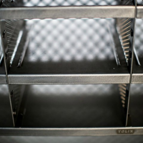 casier de tri de tolix. Black Bedroom Furniture Sets. Home Design Ideas