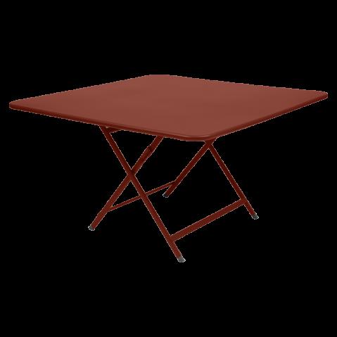 TABLE CARACTÈRE, Ocre rouge de FERMOB