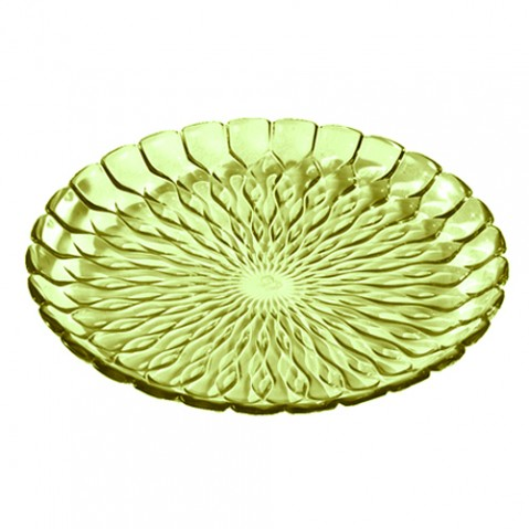 centre table jelly kartell vert