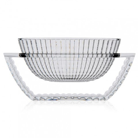 centre table u shine kartell cristal