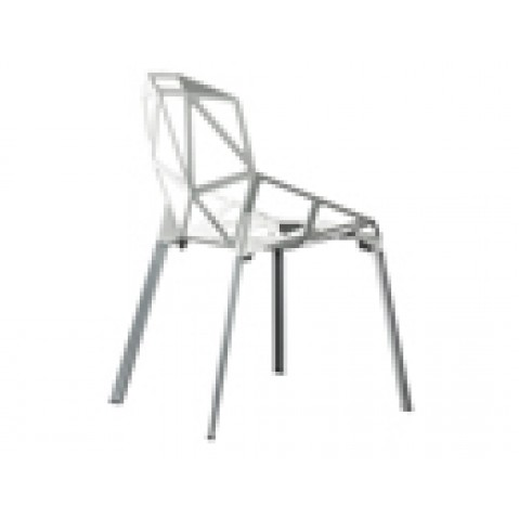 Chair One Chaise 4 pieds Magis Blanc