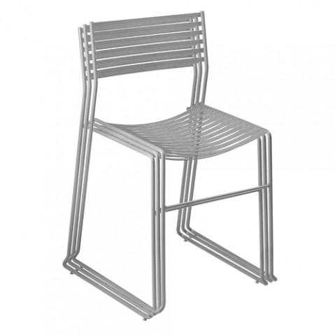 chaise aero emu blanc
