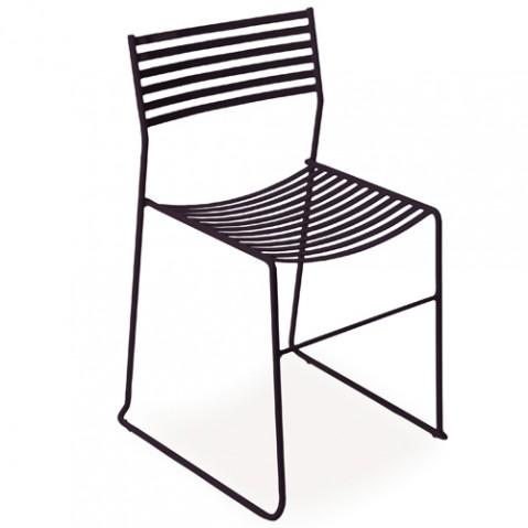 chaise aero emu noir