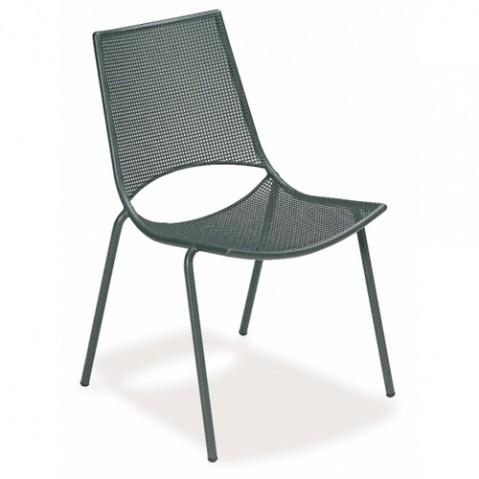 chaise ala emu fer ancien