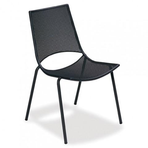 chaise ala emu noir