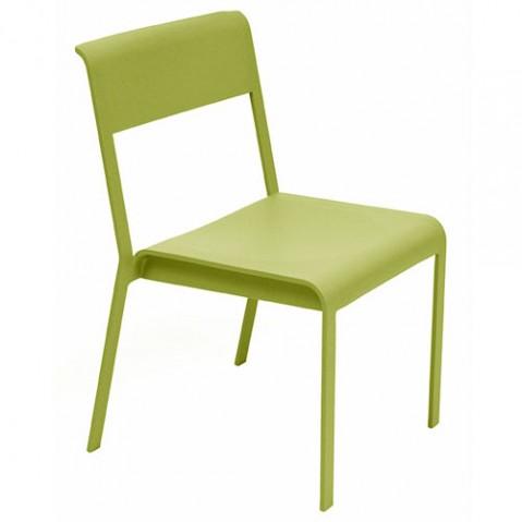 chaise bellevie fermob tilleul