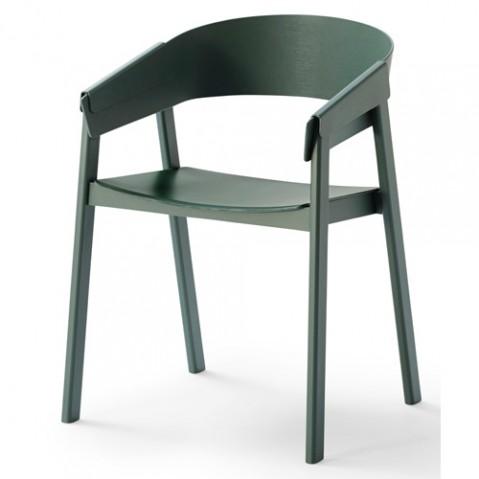 chaise cover muuto vert