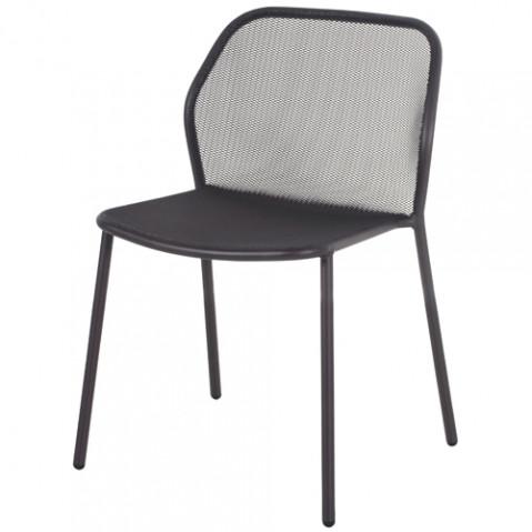 chaise darwin emu fer ancien