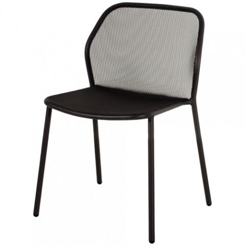 chaise darwin emu noir