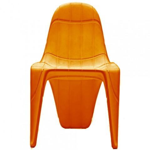 chaise f3 vondom orange