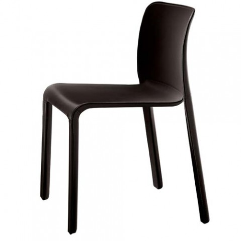 First Chair Chaise Design Magis Noir