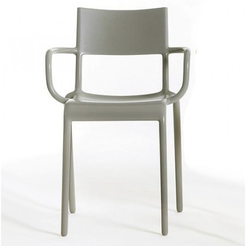 chaise generic a kartell gris