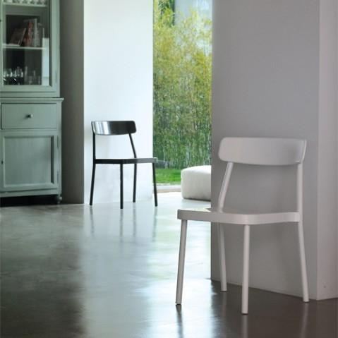 chaise grace emu noir