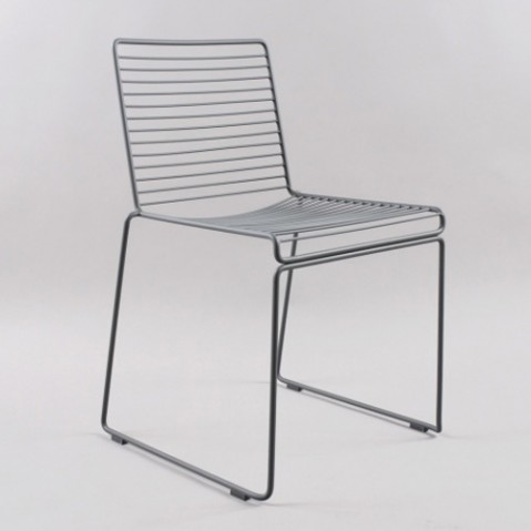 chaise hee hay gris