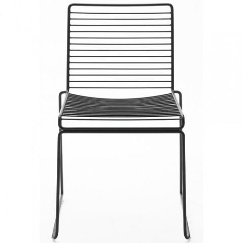 chaise hee hay noir