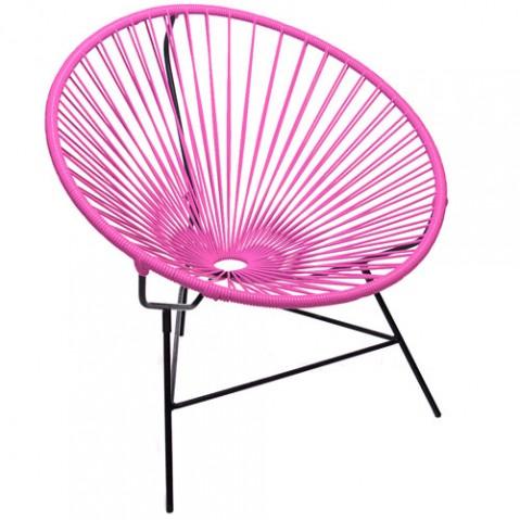 fauteuil huatulco boqa rose