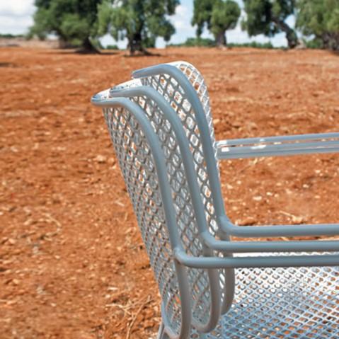 fauteuil ivy emu blanc