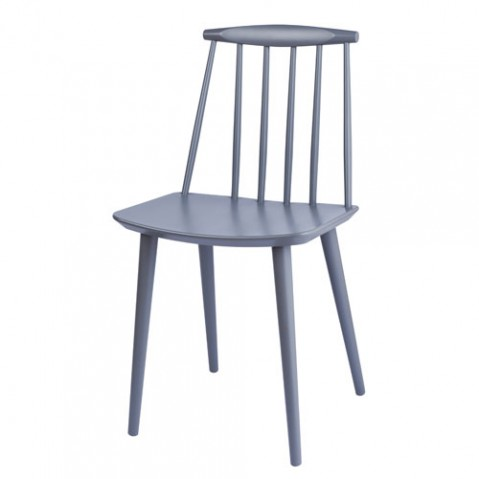 chaise j77 hay gris