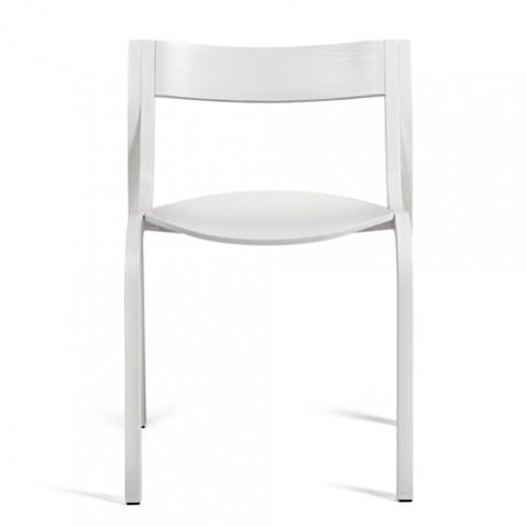 chaise konrad la palma chene blanc