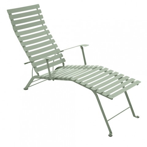 chaise longue bistro fermob cactus