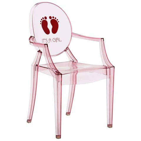 fauteuil lou lou kartell kids fille