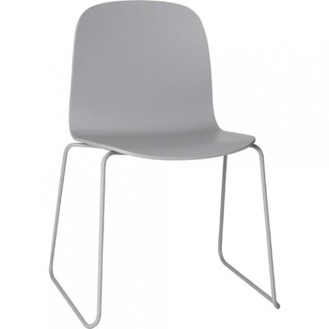 chaise luge visu muuto gris
