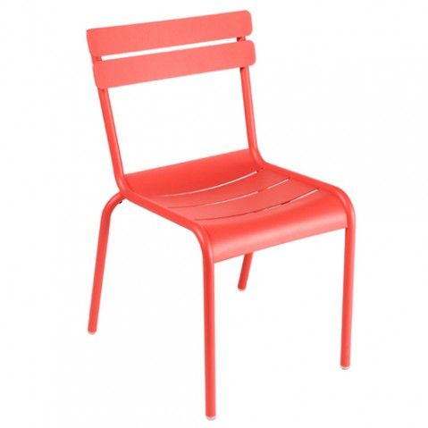 chaise luxembourg kid fermob capucine